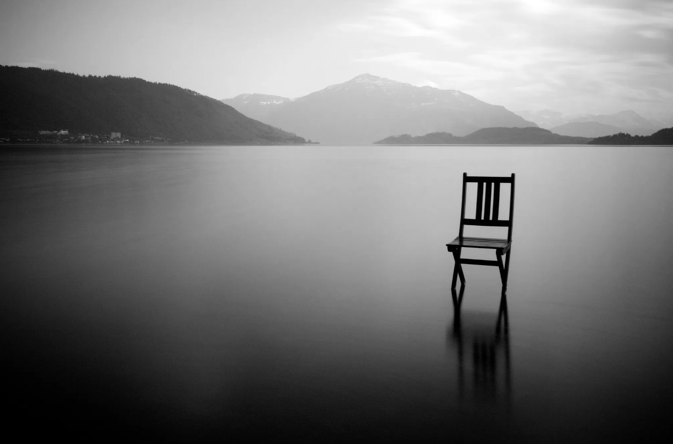 Enjoy the silence - Thomas Leuthard- CC BY